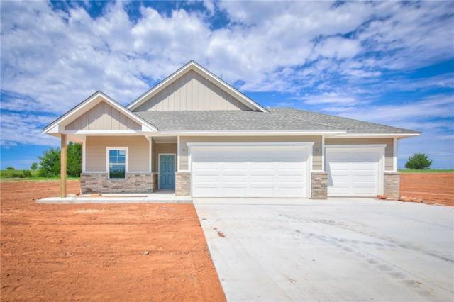 14625 Meadow Ridge Lane, Edmond, OK 73025 (MLS #829512) :: Wyatt Poindexter Group