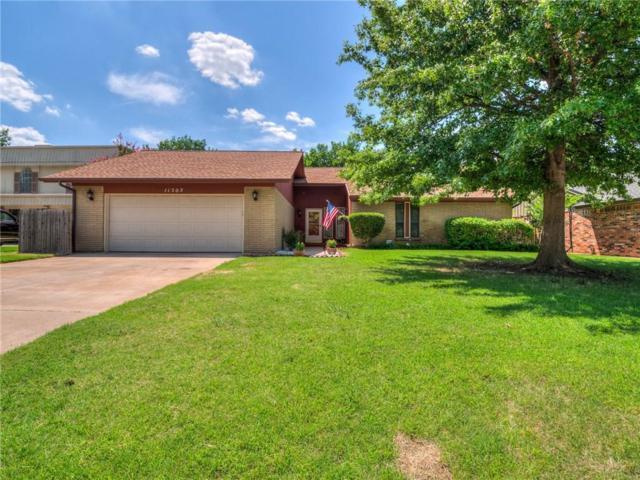 11505 Willow Way, Oklahoma City, OK 73162 (MLS #829683) :: Wyatt Poindexter Group