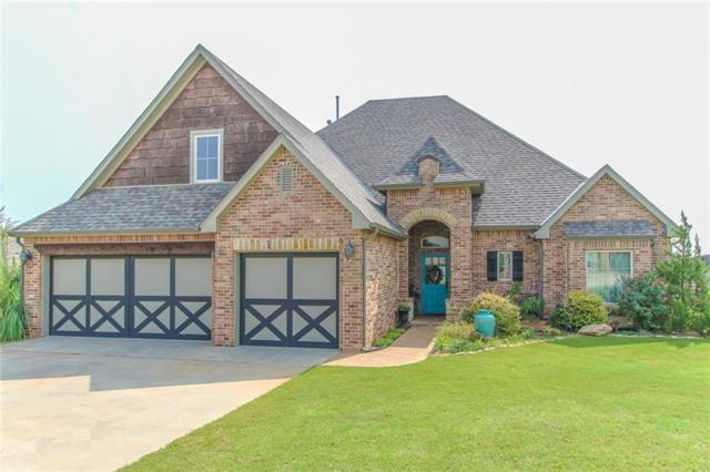 205 Summit Bend, Norman, OK 73071 (MLS #831457) :: Wyatt Poindexter Group