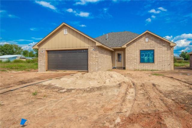2225 Bent Tree Drive, Shawnee, OK 74804 (MLS #831486) :: Homestead & Co
