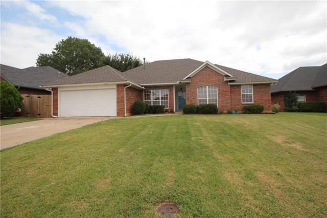 673 Crescent Circle, Midwest City, OK 73110 (MLS #833354) :: Wyatt Poindexter Group