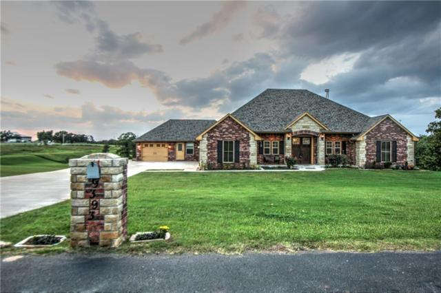 9393 Bear Creek Road, Guthrie, OK 73044 (MLS #833427) :: Homestead & Co