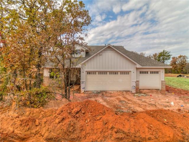 8795 Overlook Drive, Guthrie, OK 73044 (MLS #833902) :: Erhardt Group at Keller Williams Mulinix OKC