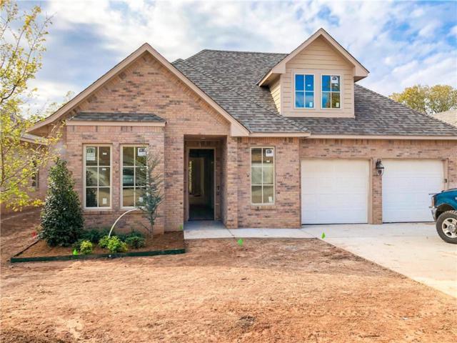 5509 Inverary Drive, Edmond, OK 73025 (MLS #835027) :: Meraki Real Estate