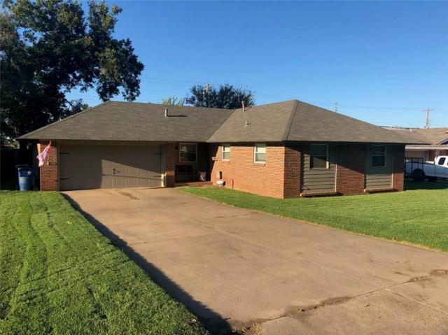 17 Morrow Drive, Chickasha, OK 73018 (MLS #835063) :: Wyatt Poindexter Group