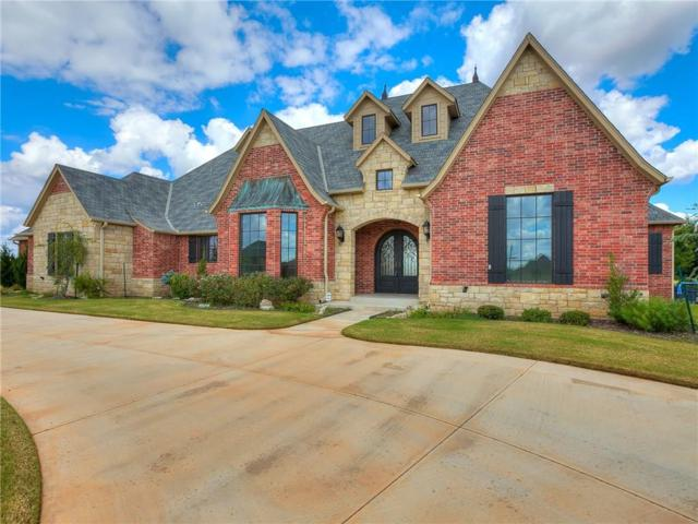 21764 Villagio Drive, Edmond, OK 73012 (MLS #835351) :: Meraki Real Estate