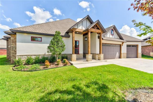 3801 Montelena Circle, Norman, OK 73072 (MLS #836572) :: Homestead & Co