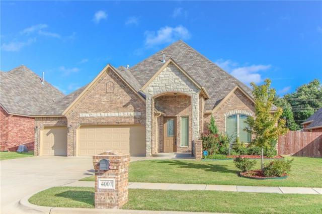 4007 Sam Gordon, Norman, OK 73072 (MLS #836749) :: Barry Hurley Real Estate