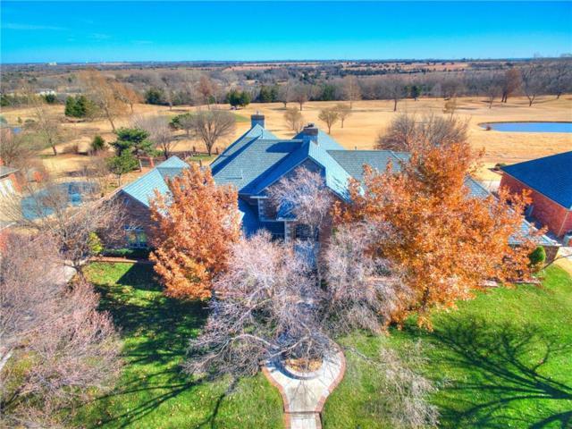 6008 Carmel Valley Way, Edmond, OK 73025 (MLS #837426) :: KING Real Estate Group