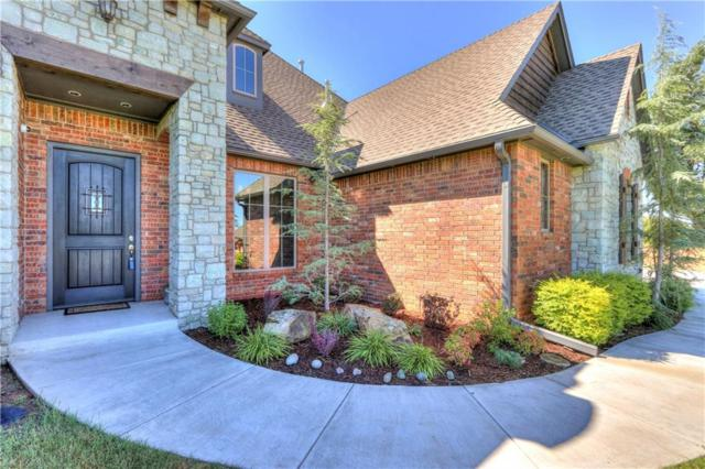 930 Hunters Hollow, Choctaw, OK 73020 (MLS #838258) :: KING Real Estate Group