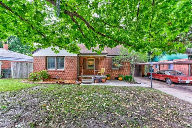 1010 E Louisiana Street, Norman, OK 73071 (MLS #838724) :: Homestead & Co