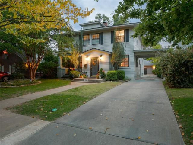 912 NW 14th Street, Oklahoma City, OK 73106 (MLS #840365) :: Homestead & Co