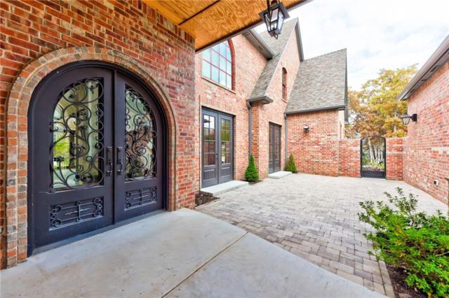 1701 Conridge Drive, Edmond, OK 73034 (MLS #840968) :: Homestead & Co