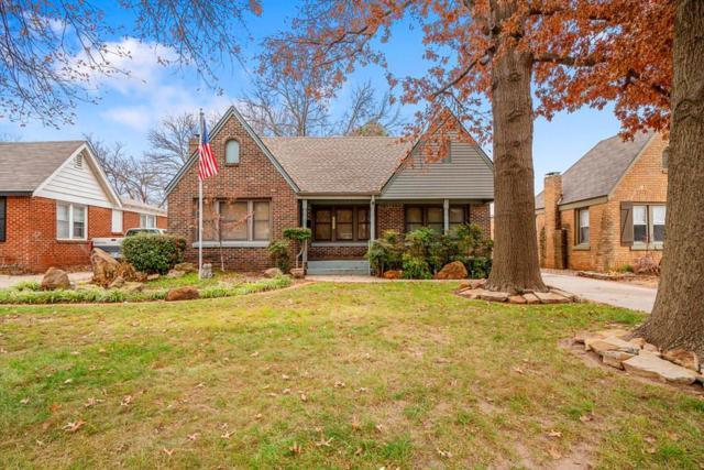 2529 NW 22nd Street, Oklahoma City, OK 73107 (MLS #841291) :: Erhardt Group at Keller Williams Mulinix OKC