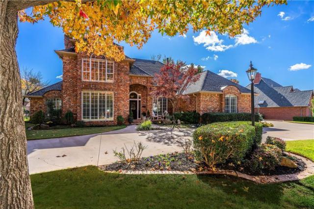 408 Country Club Terrace, Edmond, OK 73025 (MLS #842072) :: KING Real Estate Group