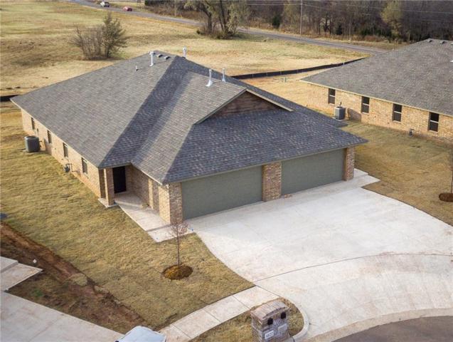 4505 Limestone Drive, Oklahoma City, OK 73179 (MLS #843414) :: KING Real Estate Group