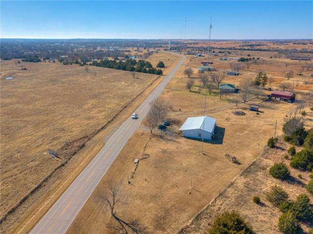 5060 E Hwy 66, Davenport, OK 74026 (MLS #844056) :: Homestead & Co