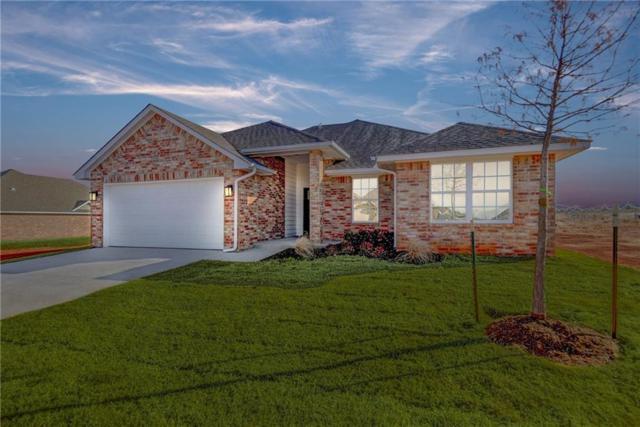 13920 Northwood Village Drive, Piedmont, OK 73078 (MLS #845503) :: Homestead & Co