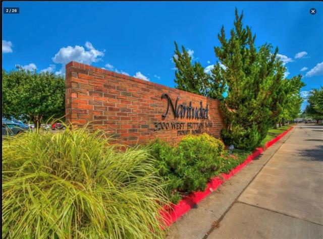3200 W Britton #245, Oklahoma City, OK 73120 (MLS #847795) :: Erhardt Group at Keller Williams Mulinix OKC