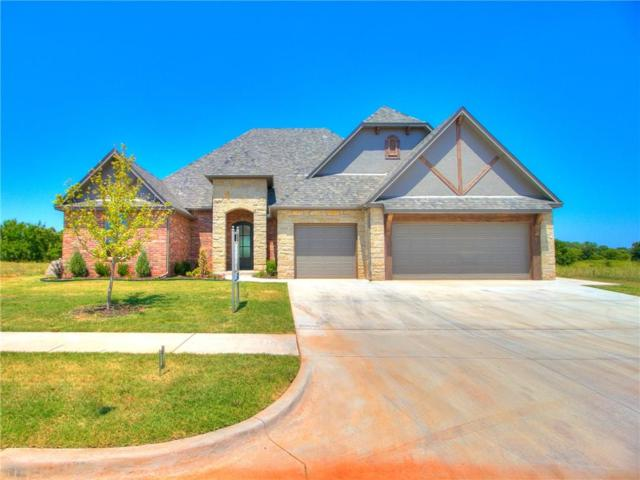 609 Legacy Avenue, Norman, OK 73069 (MLS #847832) :: Homestead & Co