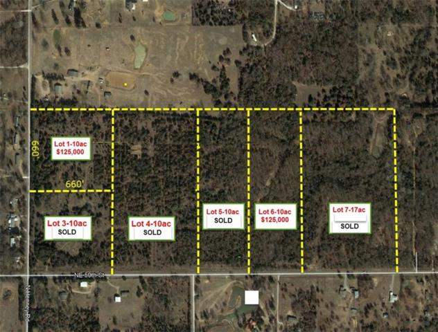 5100 N Henney Lots 1,2, And 6, Choctaw, OK 73020 (MLS #848965) :: Homestead & Co