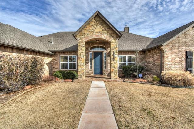 13690 Valley Ridge, Edmond, OK 73025 (MLS #849804) :: Homestead & Co