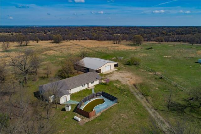 372138 E 1030 Road, Okemah, OK 74859 (MLS #850484) :: KING Real Estate Group