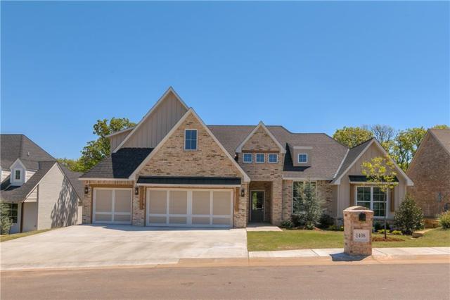 1408 Mason Lane, Edmond, OK 73034 (MLS #851736) :: Denver Kitch Real Estate