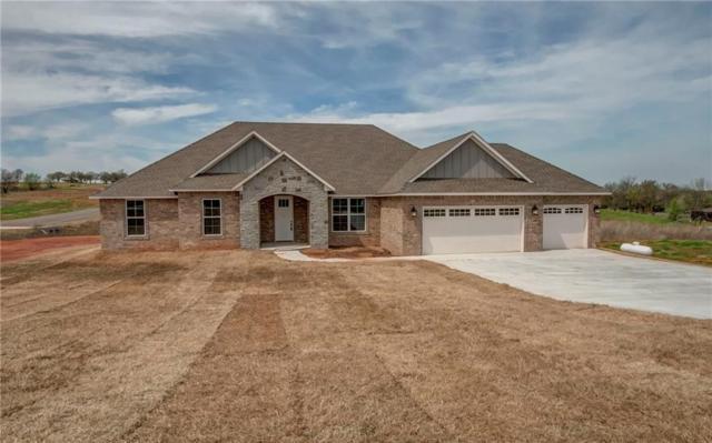 3707 Wild Rye, Blanchard, OK 73010 (MLS #853380) :: KING Real Estate Group