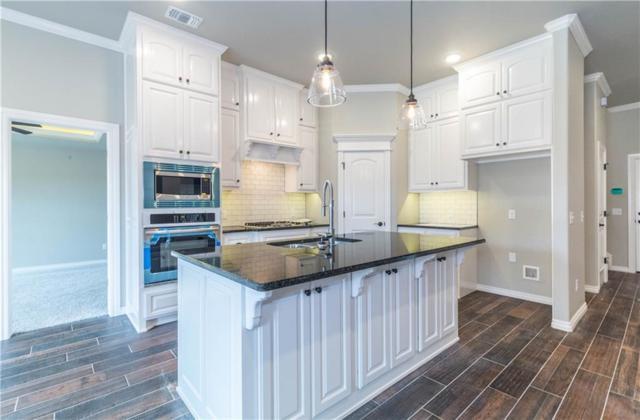 1205 N Beale Terrace, Mustang, OK 73064 (MLS #853629) :: Homestead & Co