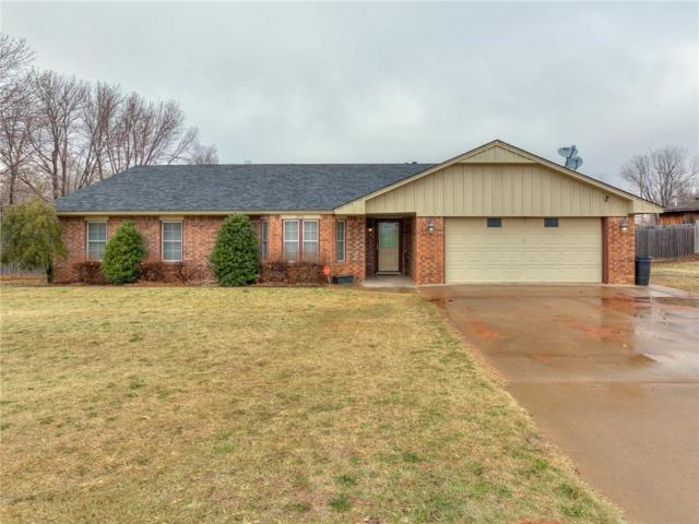2711 Lanier, Weatherford, OK 73096 (MLS #854384) :: Homestead & Co