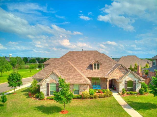 624 Belmar Drive, Edmond, OK 73025 (MLS #855082) :: Homestead & Co