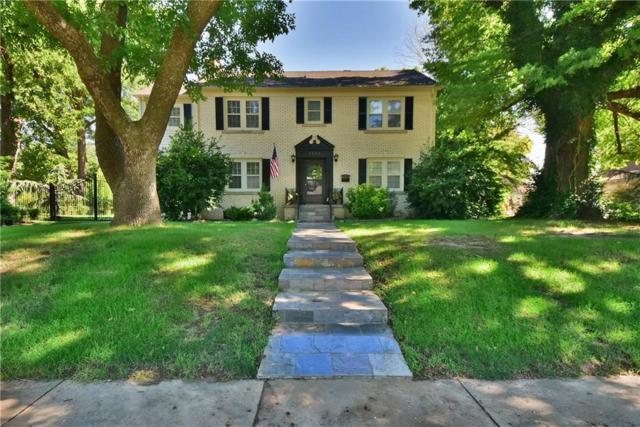 3226 NW 18th Street, Oklahoma City, OK 73107 (MLS #856697) :: Homestead & Co