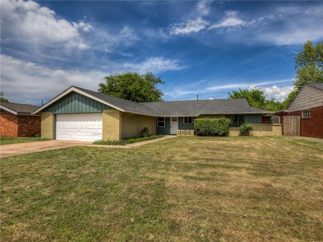 2709 NW 110th Street, Oklahoma City, OK 73120 (MLS #861226) :: KING Real Estate Group