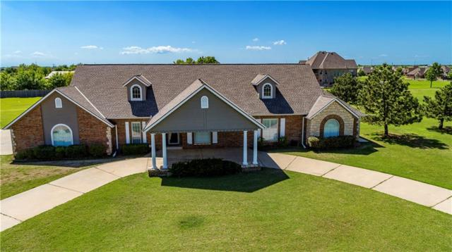 22211 Cedar Farm Road, Edmond, OK 73025 (MLS #861488) :: Homestead & Co