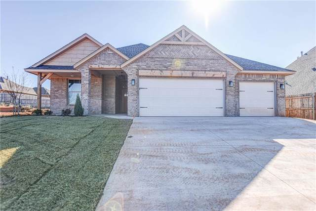 804 NW 190th Street, Edmond, OK 73003 (MLS #864179) :: Homestead & Co