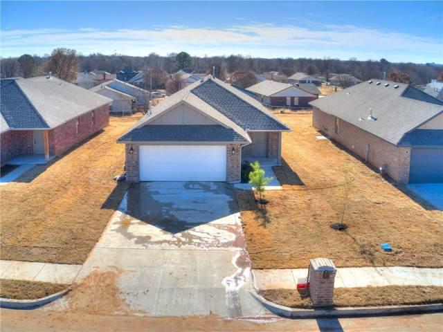 8628 Hillridge Drive, Midwest City, OK 73141 (MLS #864319) :: Homestead & Co