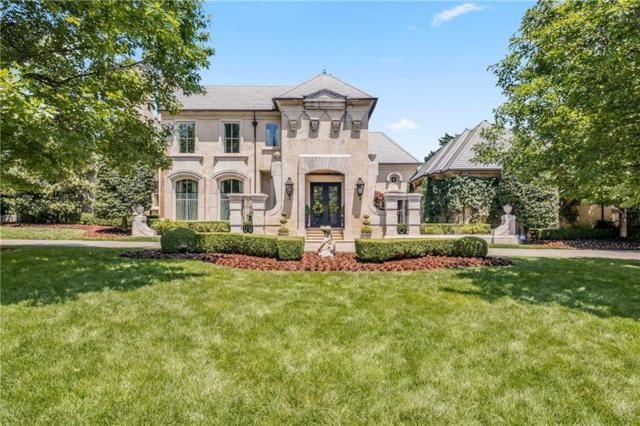 1603 Elmhurst Avenue, Nichols Hills, OK 73120 (MLS #868506) :: Homestead & Co