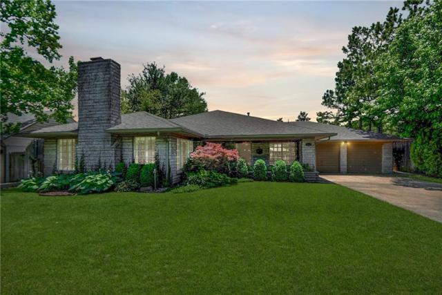 1822 Coventry Lane, Nichols Hills, OK 73120 (MLS #869147) :: Homestead & Co
