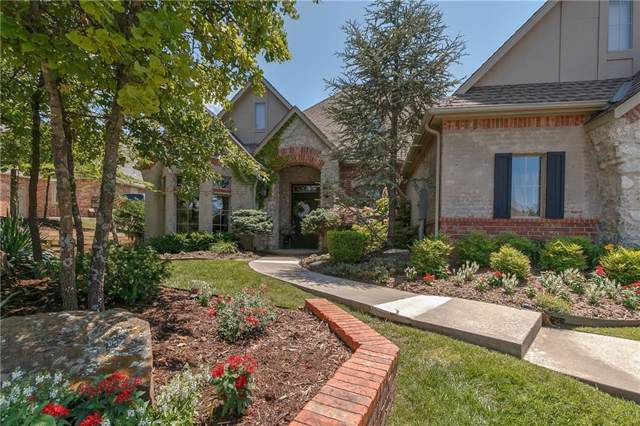 3200 Findhorn Drive, Edmond, OK 73034 (MLS #870954) :: Homestead & Co