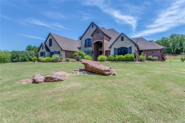 3524 Winding Lake Circle, Arcadia, OK 73007 (MLS #871737) :: Homestead & Co