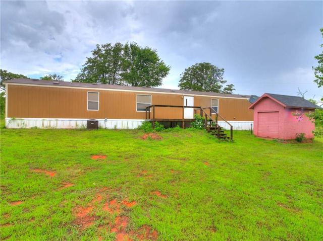 14411 Stone Hollow Road, Noble, OK 73068 (MLS #872191) :: Homestead & Co