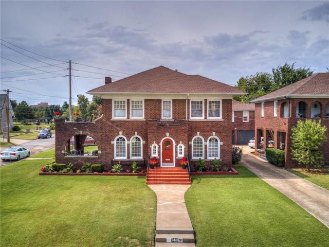 740 NE 20th Street, Oklahoma City, OK 73105 (MLS #872645) :: Homestead & Co