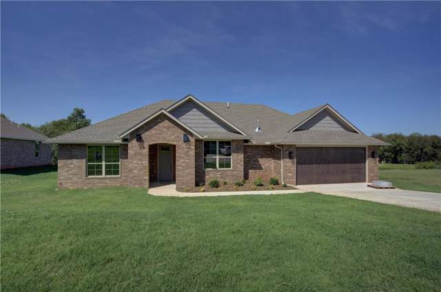 207 Casey Lane, Washington, OK 73093 (MLS #873983) :: Erhardt Group at Keller Williams Mulinix OKC