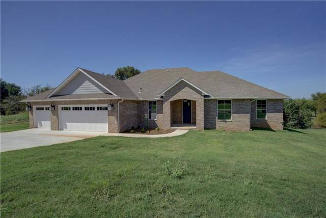 209 Casey Lane, Washington, OK 73093 (MLS #873985) :: Erhardt Group at Keller Williams Mulinix OKC