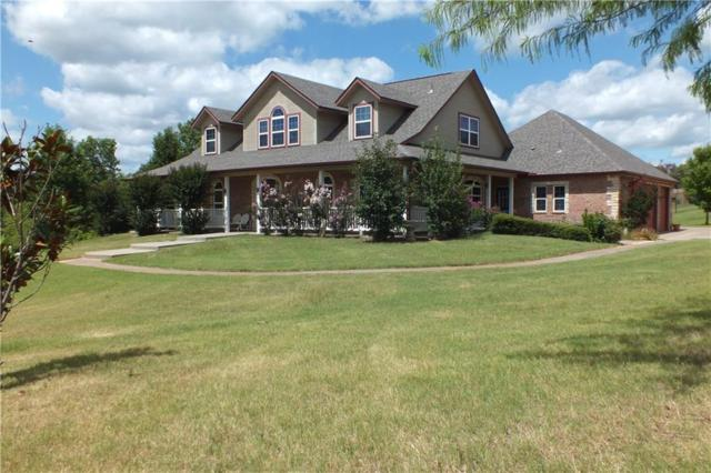 18901 SE 56th Street, Newalla, OK 74857 (MLS #875317) :: Homestead & Co