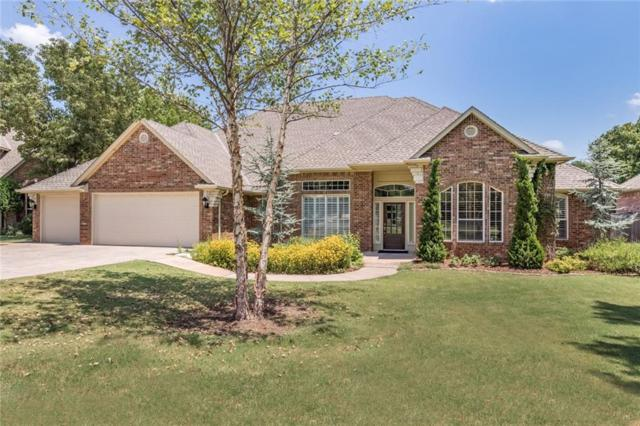 13908 Plantation Way, Edmond, OK 73013 (MLS #875652) :: Homestead & Co
