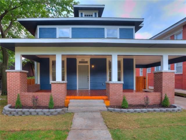 124 NW 17th Street, Oklahoma City, OK 73103 (MLS #880945) :: Homestead & Co