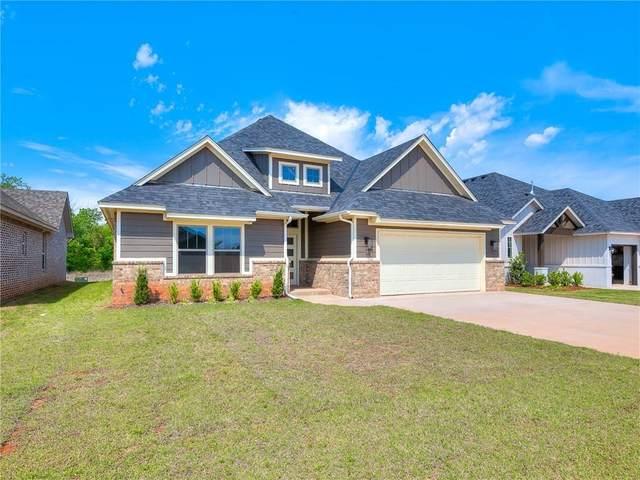 17623 Walnut Creek, Edmond, OK 73013 (MLS #881503) :: Homestead & Co
