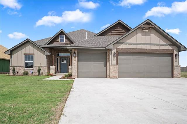 489 Auburn Lane Ne, Piedmont, OK 73078 (MLS #881641) :: Homestead & Co
